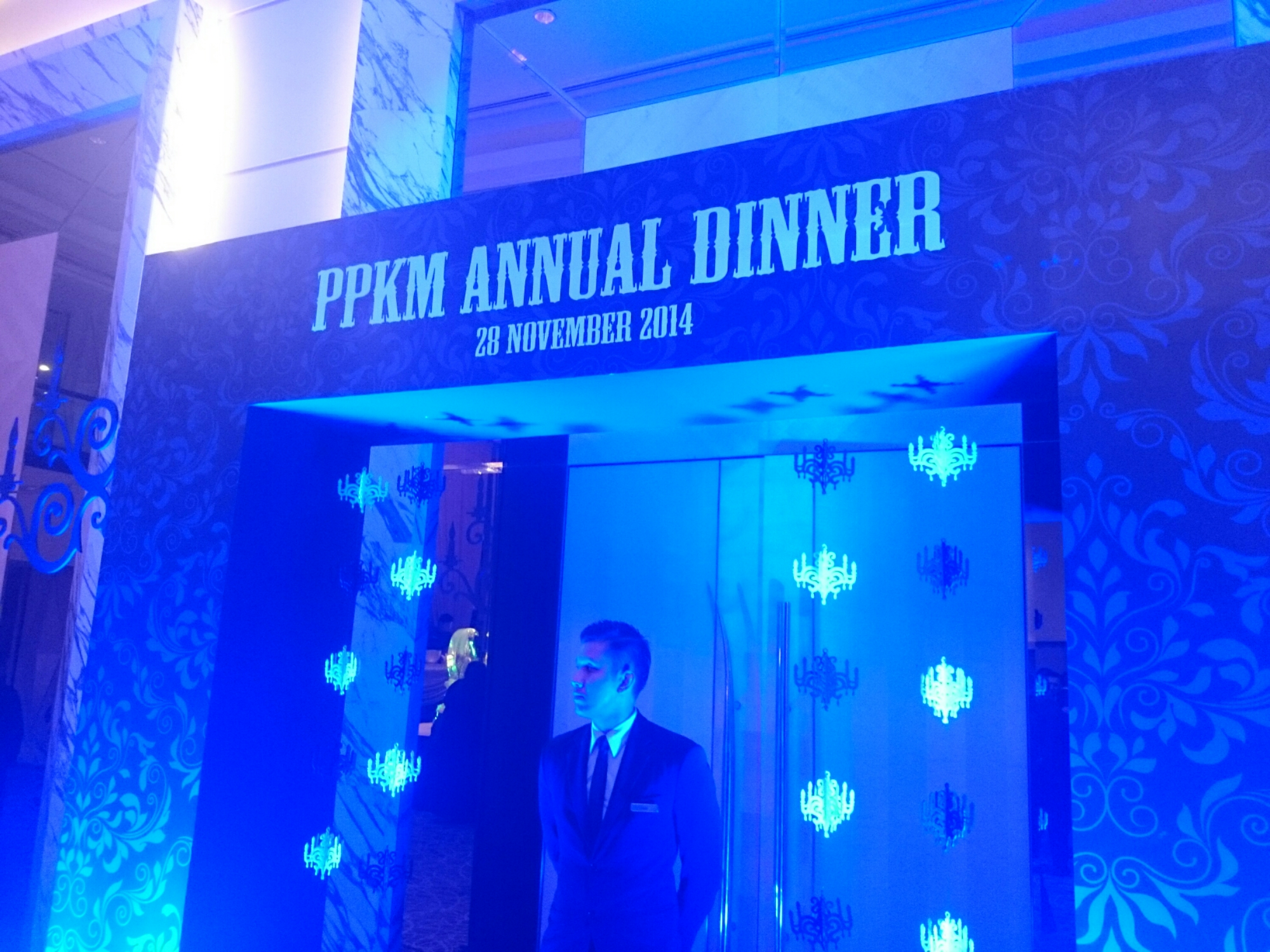 Happening Now PPKM Annual Dinner 2014